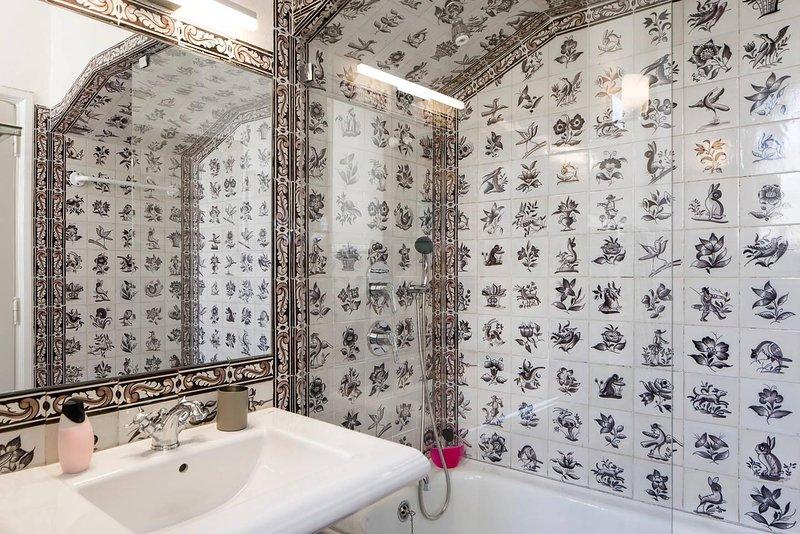 tweede niveau badkamer nr2