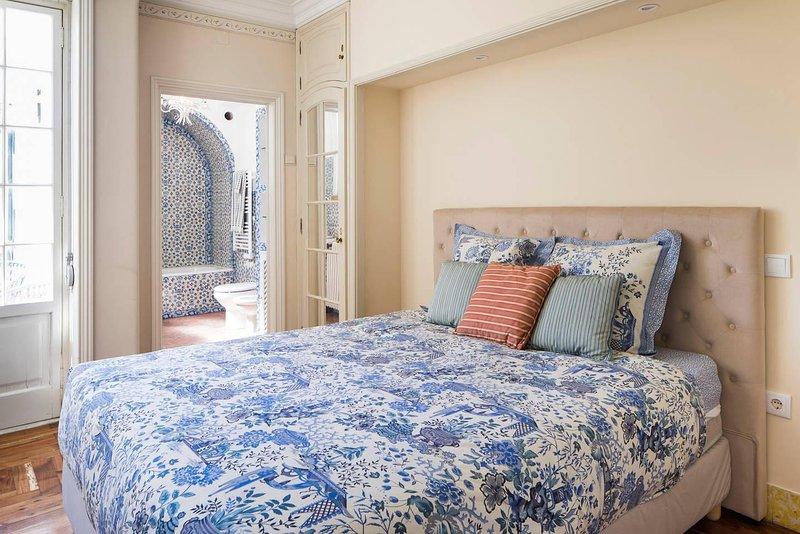 tweede niveau slaapkamer nr 3