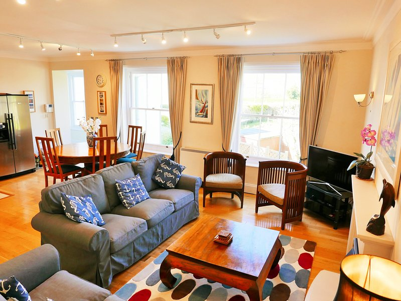 Orchard View, holiday rental in Fowey