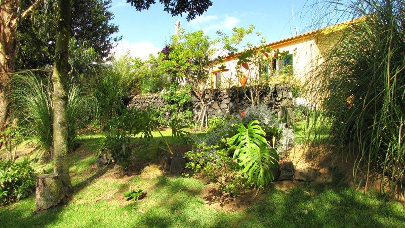 Garden achterkant van cottage # 1