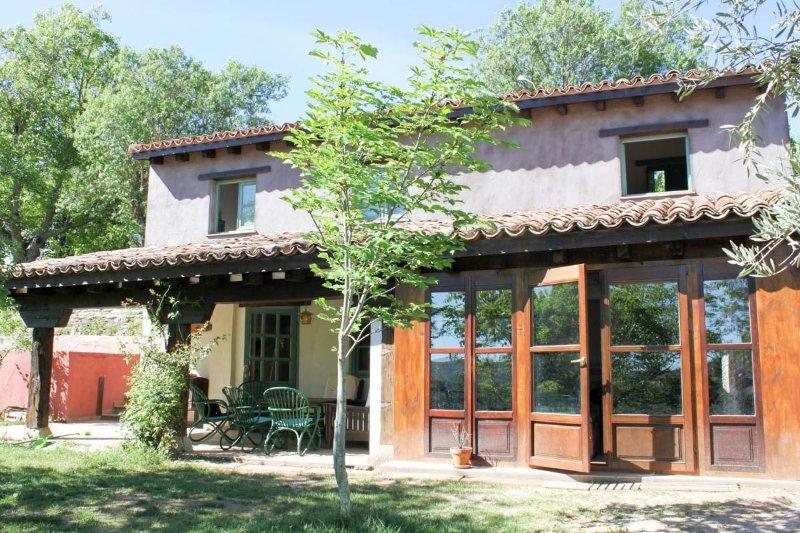 Cabaña El Zarzal, location de vacances à Cabanillas del Campo