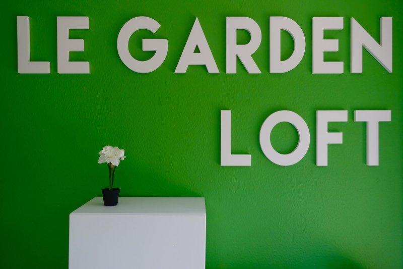 welcome to Garden Loft!