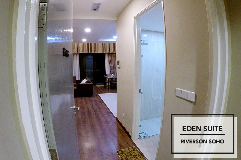 Bienvenue à Eden Suite