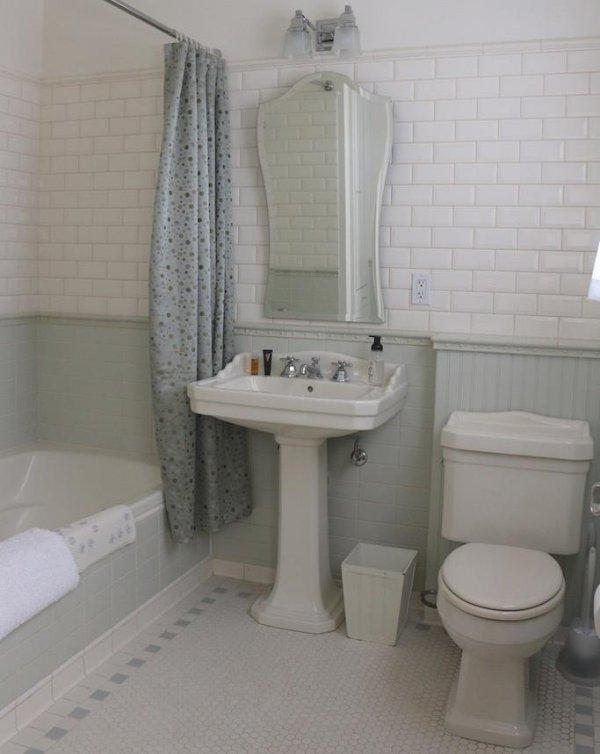 Een extra lange zes voet bad