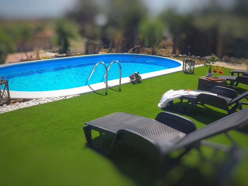 MennulaVirdi Country House, vacation rental in Joppolo Giancaxio