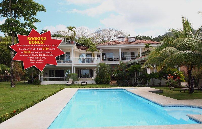 14 dormitorios frente a la playa! - Amazing House / Estado