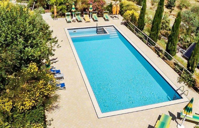 Villa Begonia Grande, holiday rental in Sammontana