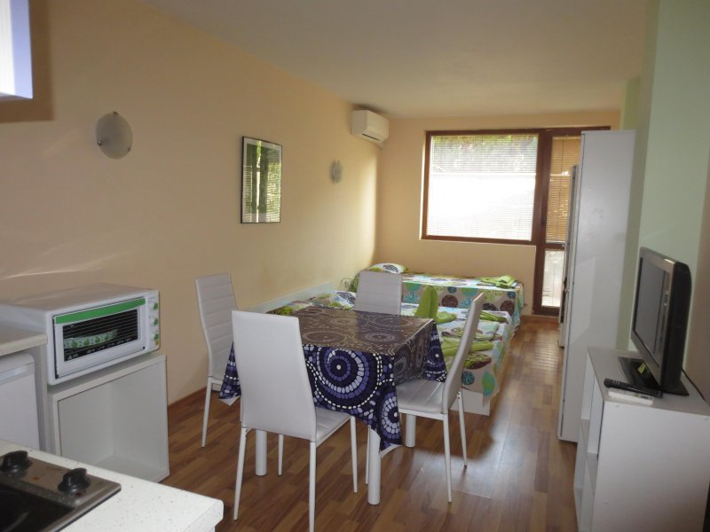 Sea Studio for 3 in Fantasy Apartments, holiday rental in Saints Constantine and Helena