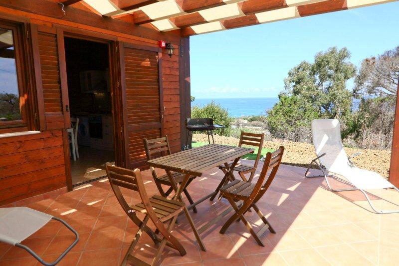 Agli Ulivi Cefalù - Cottage 1 – semesterbostad i Capo