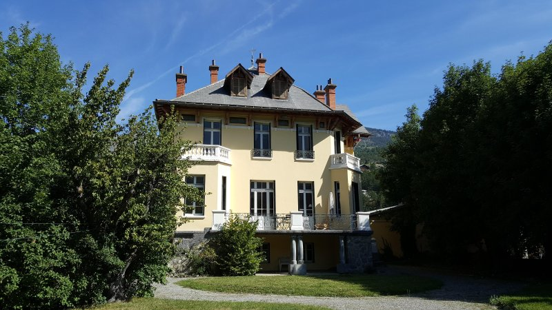 belle villa mexicaine, holiday rental in Le Sauze