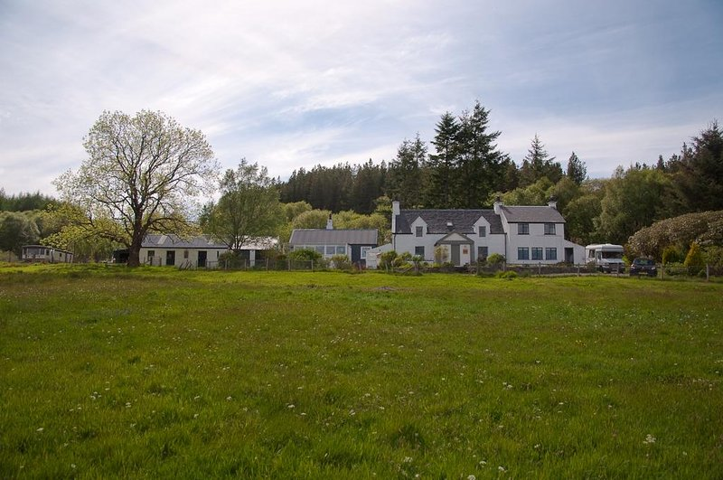Old Kyle FarmHouse, vacation rental in Drumbuie
