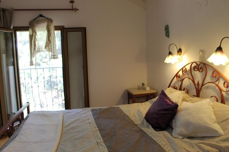 Athina master bedroom