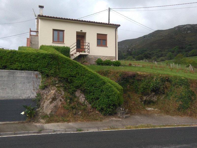 v.v. La Maria Diego, vacation rental in Buelna