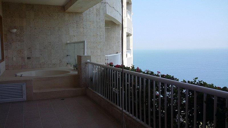 Apartamento en resort 5 estrellas por numero de personas, aluguéis de temporada em Santa Marta
