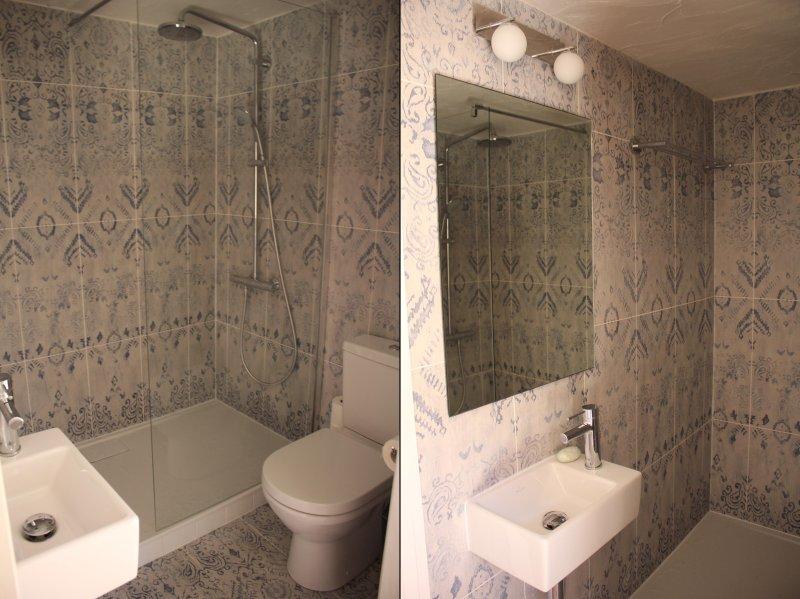 bagno doccia per seconda camera da letto