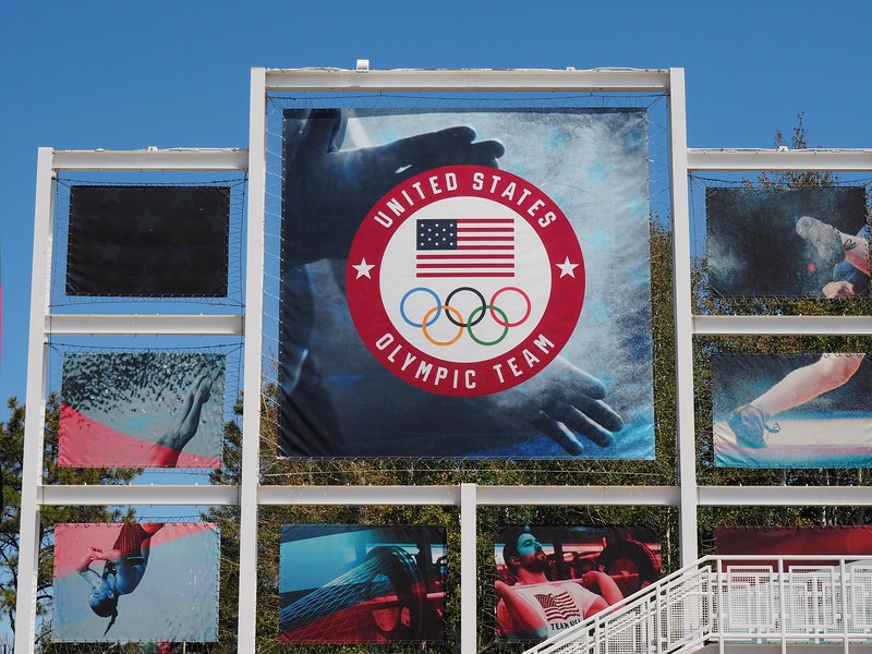 Minutes to the Olympic Training Center.