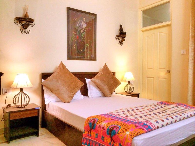 The Buddhayan Apartments 203, casa vacanza a Durgapura