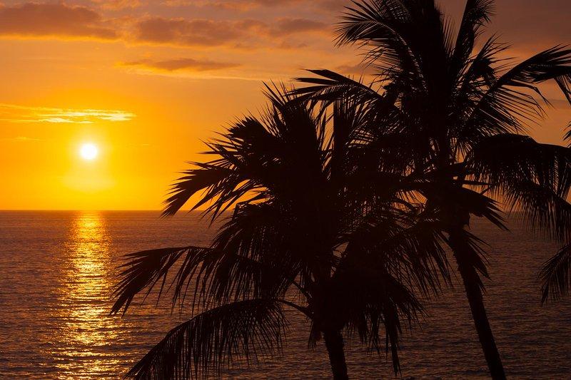 Typique Kona Sunset