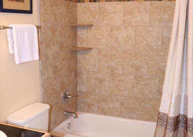 Boat House guest bathroom