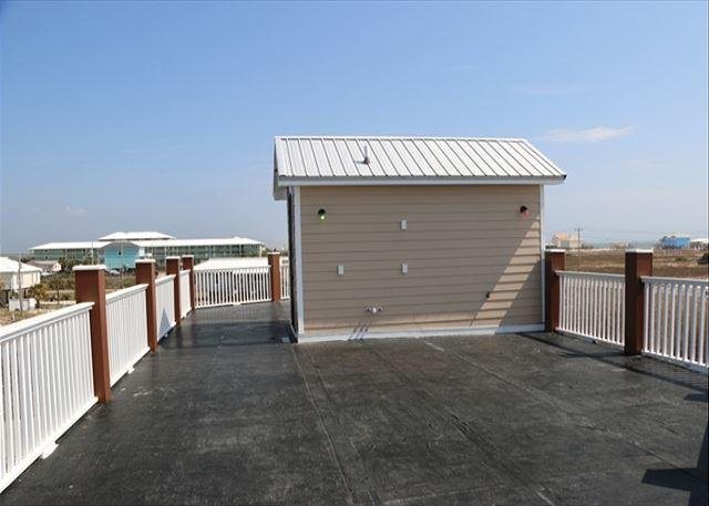 top observation deck Boat House