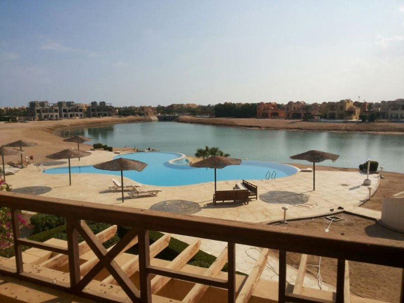 Sabina El Gouna Y-160-1-15 fully furnished apartment, Ferienwohnung in El Gouna