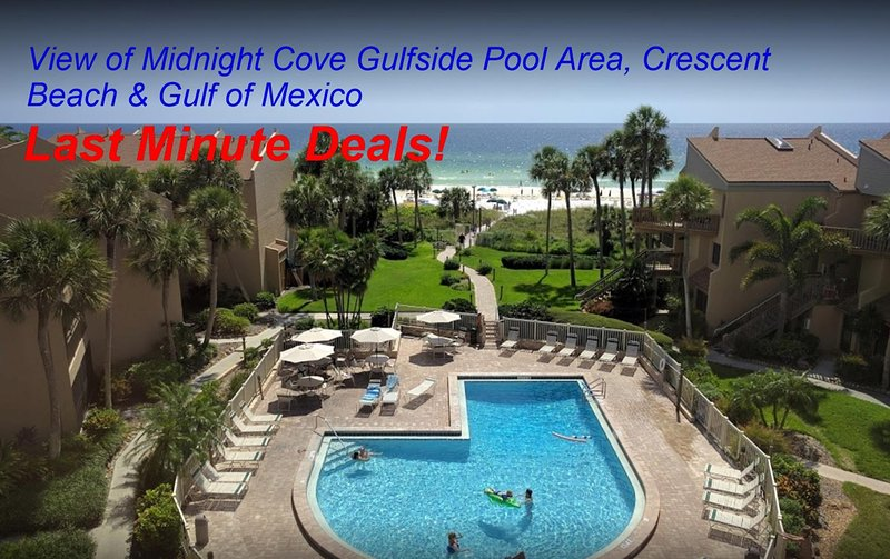 Midnight Cove #532 in Siesta Key, FL- Sun, Sand & *Save 9% to 25% per Week*, vacation rental in Siesta Key