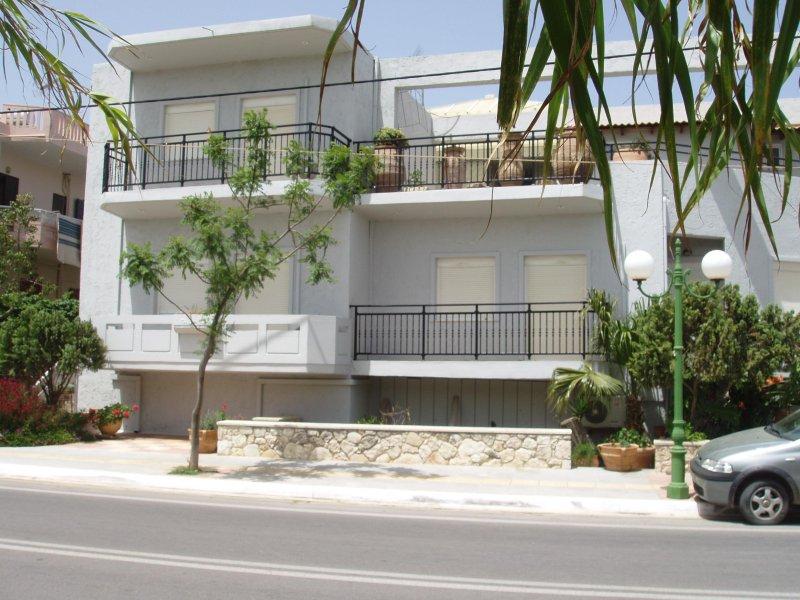 Aris Apts, vacation rental in Gerani