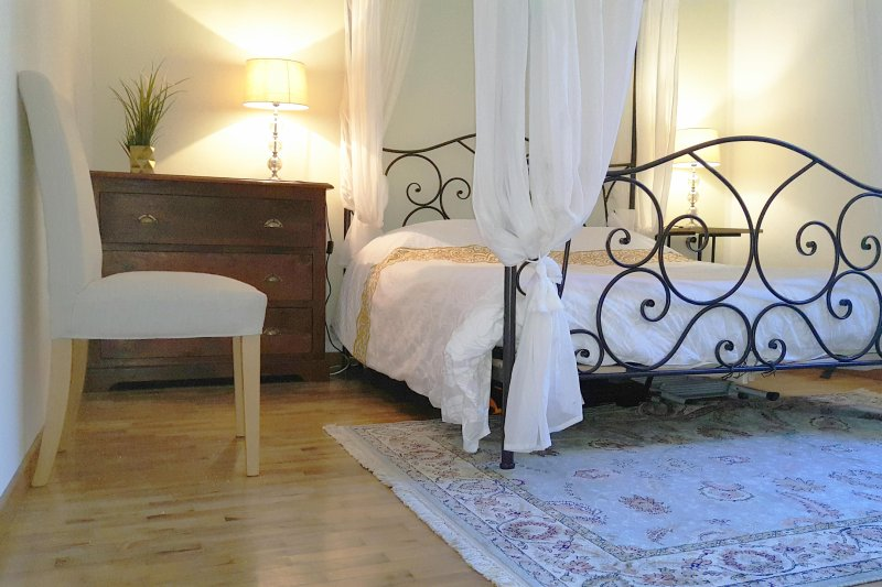 The very heart, historical building, holiday rental in Madonna Dell'Acqua