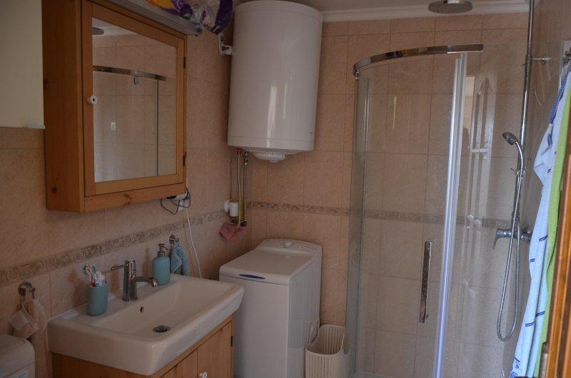 Casa del cervatillo, cuarto de baño