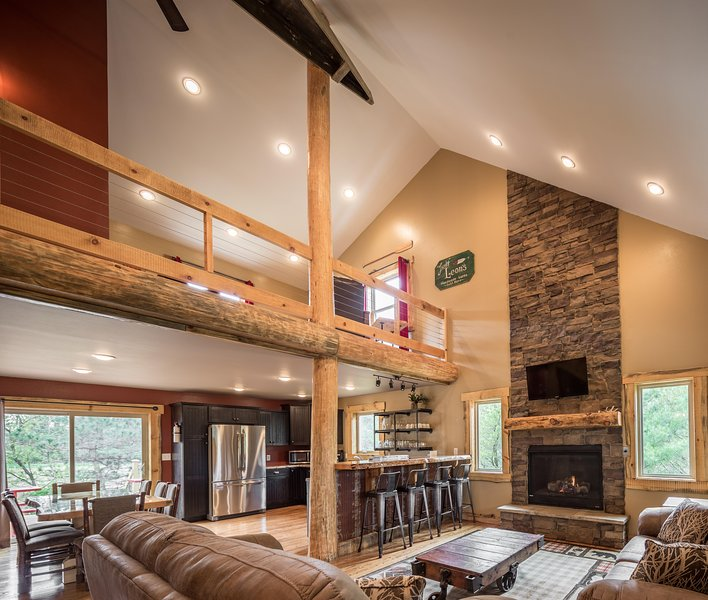 Incredible Private Retreat Turkey Run 5 Bed Luxury Cabin Sleeps 16 Download Free Architecture Designs Momecebritishbridgeorg