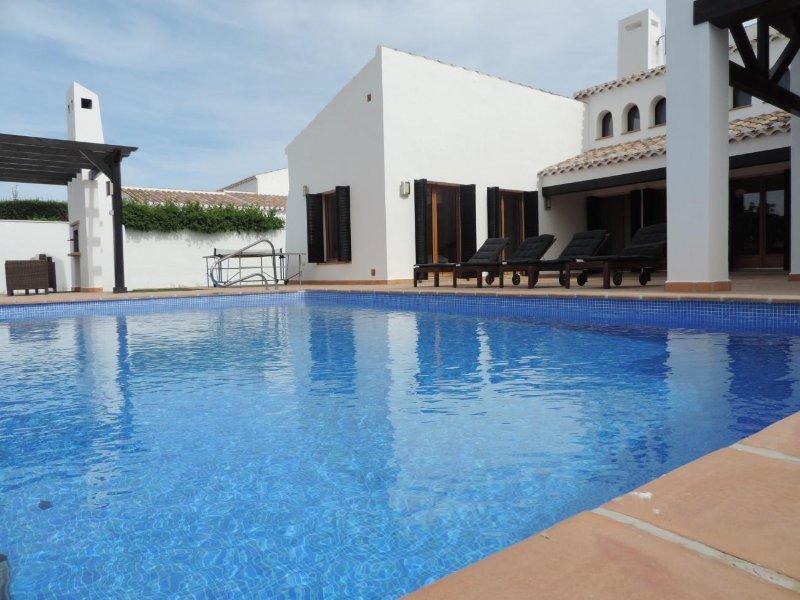 EL VALLE GOLF RESORT VILLA – semesterbostad i Murcia