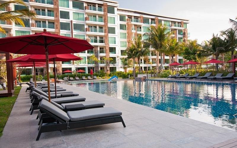 Perfect Harmony Direct Pool Access, alquiler vacacional en Ban Khao Takiap