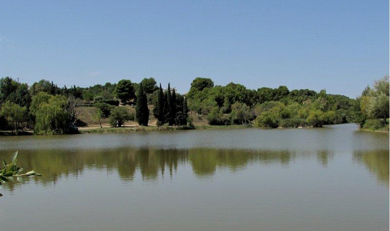 Laure-Minervois Lake