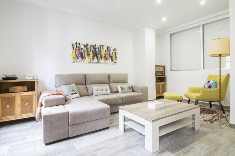 La casita de Angelines, en el corazón de Alicante., holiday rental in Alicante