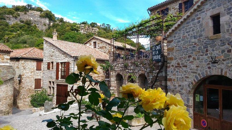 Gite de charme en Sud Ardèche, alquiler vacacional en Aujac