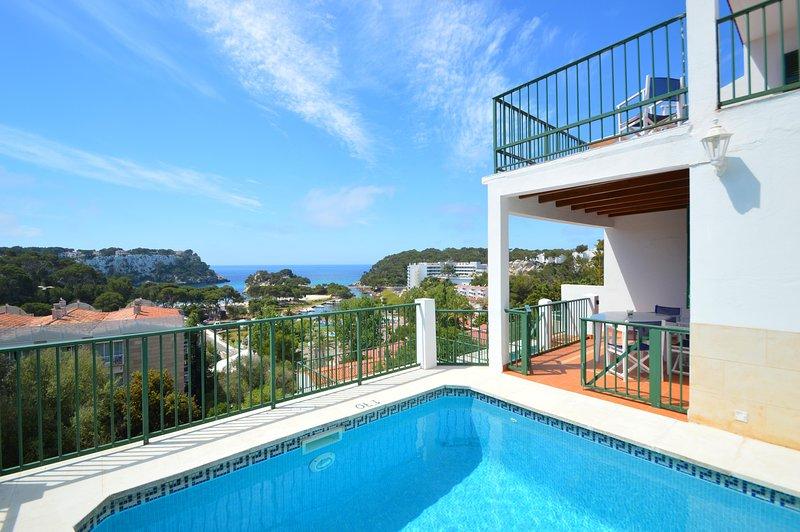 Casa Cris en Cala Galdana, holiday rental in Cala Galdana