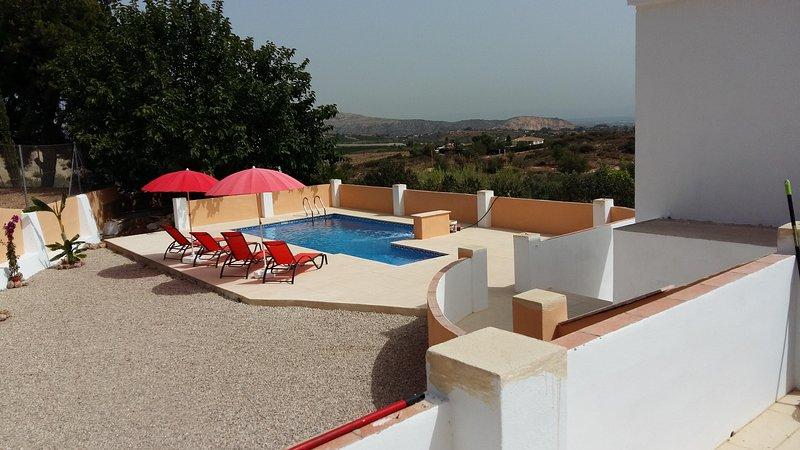 Villa Vista, holiday rental in Alginet
