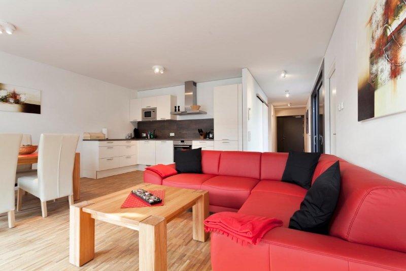 Furnished luxury penthouse