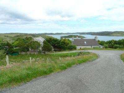 Beech Cottage overlooking Loch Erisort - amazing views, cosy cottage. Great for families and pets.
