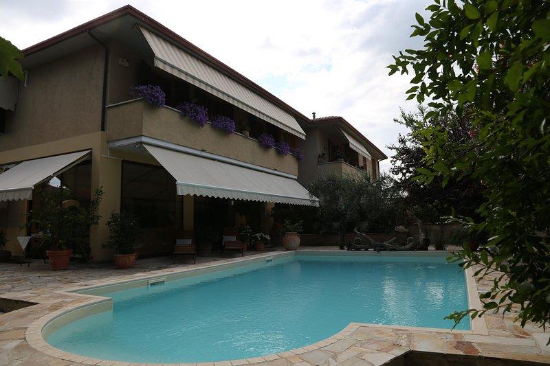 Bed & Breakfast Villamena, vacation rental in Spello
