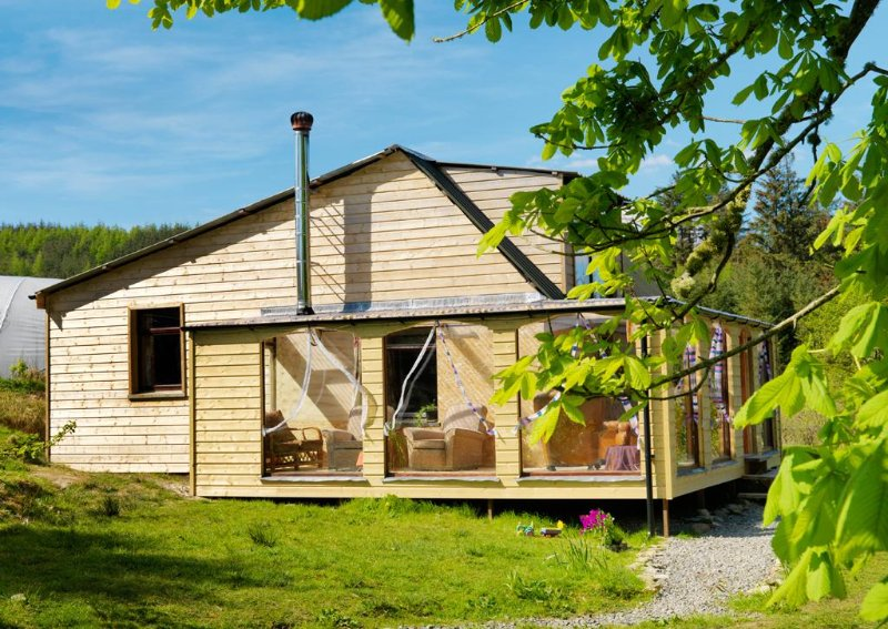 Meadowsweet Forest Lodge, Cozy retreat in nature, sleeps up to 7, holiday rental in Ballybofey
