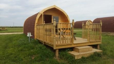 Swallow Camping Pod, alquiler vacacional en Whitby