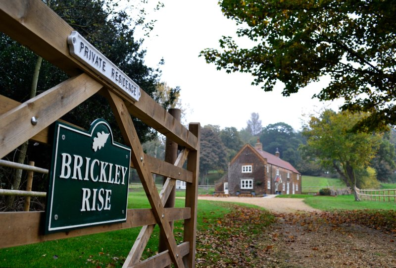 Welcome to Brickley Rise, a 4 Star Gold Award property for 8 Guests in under 2 arces of land