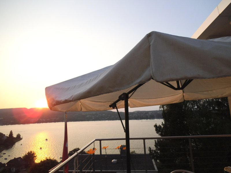 Panoramic View of Lake Constance, holiday rental in Steckborn