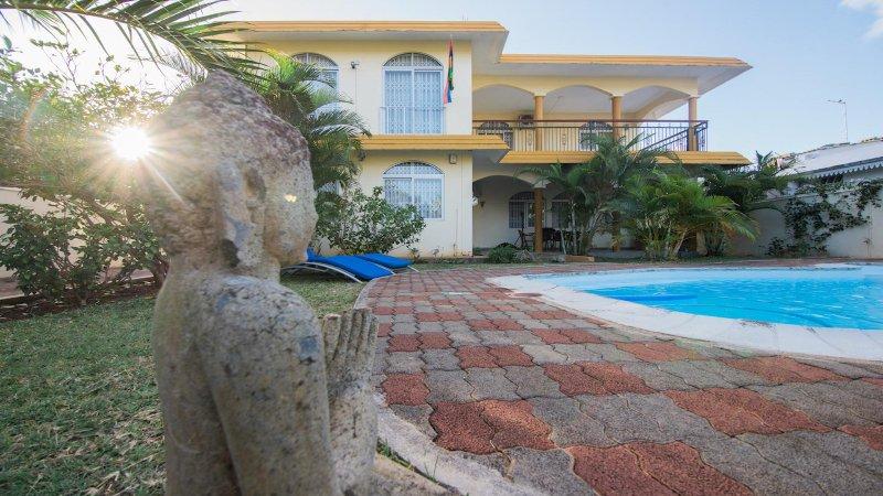 Magnifique  villa à  la pt canonnier, location de vacances à Pointe aux Canonniers