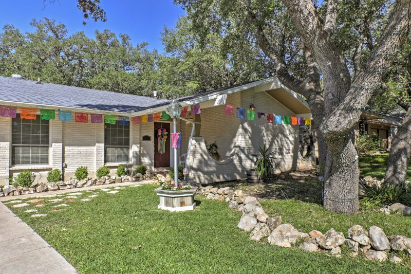 For the ultimate San Antonio getaway, book this beautiful vacation rental house!