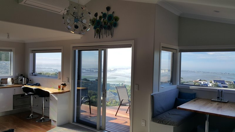 The best views in Christchurch from inside your flat!
