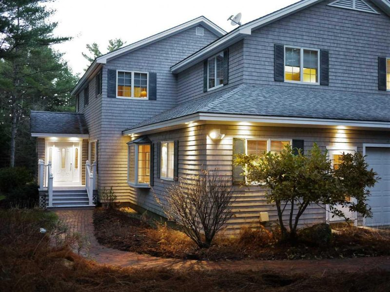 Pinewoods - large, new family home near Acadia National Park & Bar Harbor, alquiler de vacaciones en Bar Harbor
