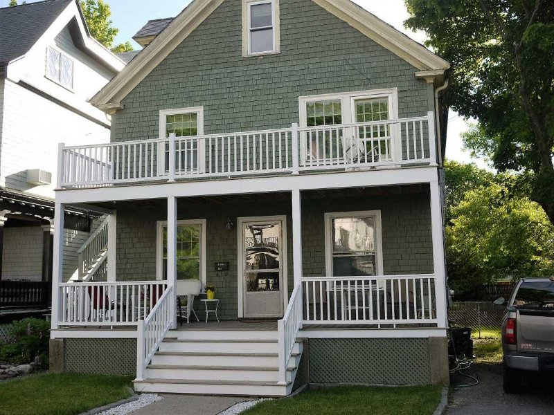 Chez Acadia - walk to everything in Bar Harbor, holiday rental in Hulls Cove