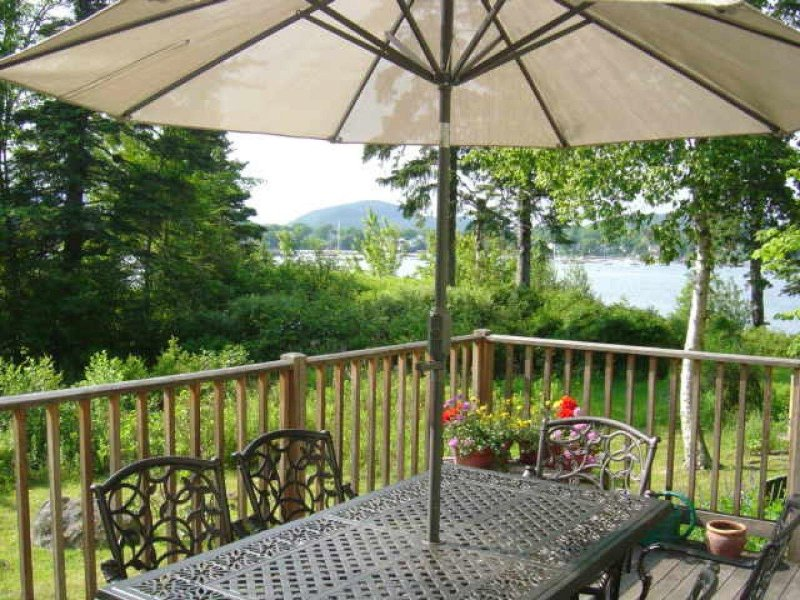 Anchorage - harborfront in Southwest Harbor, holiday rental in Acadia National Park